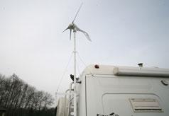 Fiches pratique installer une eolienne pour camping car - Eolienne de toit ...